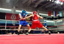 Бокс в Чехове