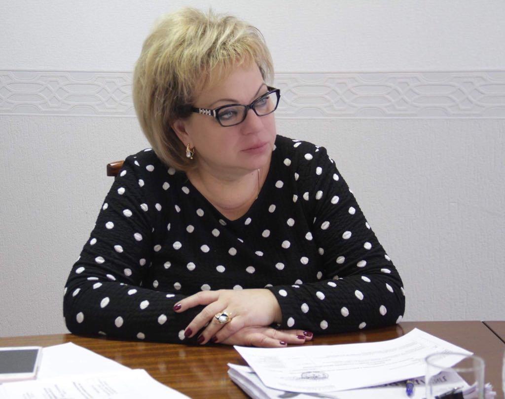 Глава г.о. Чехов Кононова Марина Владимировна