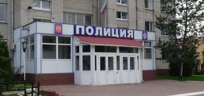 полиции Александр Зайцев