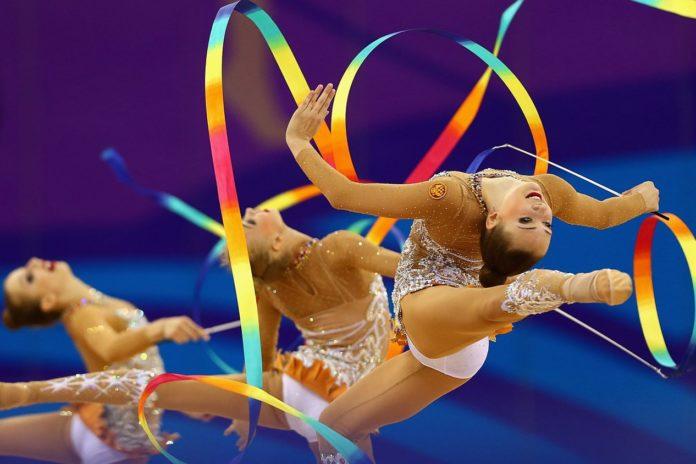 Художественная гимнастика Чехов