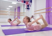 школа балета в Чехове