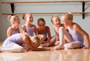 боди балет чехов