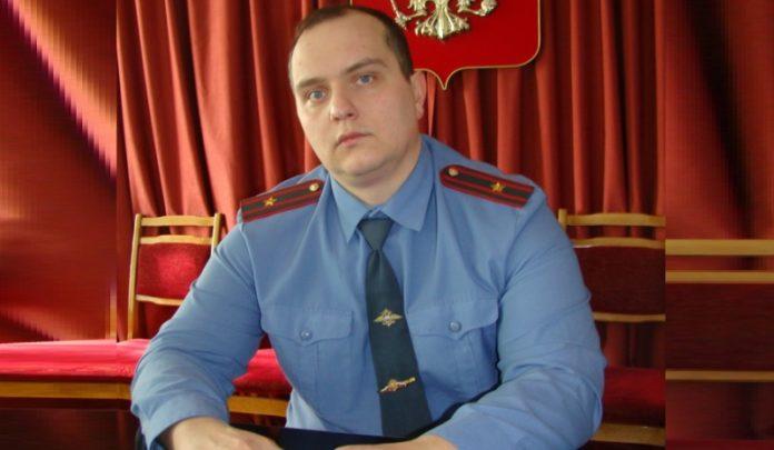 Мамочкин начальник чеховского ОВД