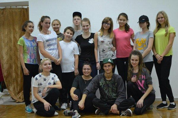 школа танцев пара па