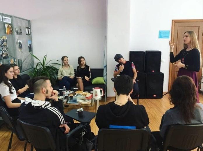 В Чеховском Молодежном центре