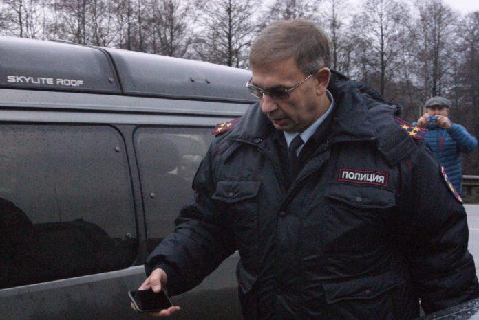 арест Большакова