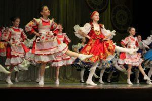 ансамбль танца вдохновение