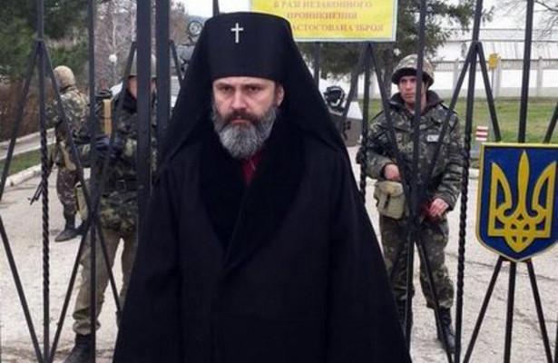 Архиепископа Климента задержали за нецензурную брань