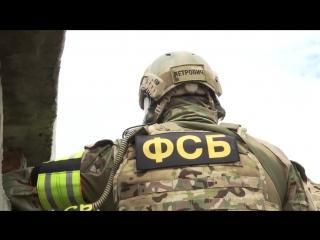 Спецназ ФСБ взял штурмом отдел МВД в Воронежской области