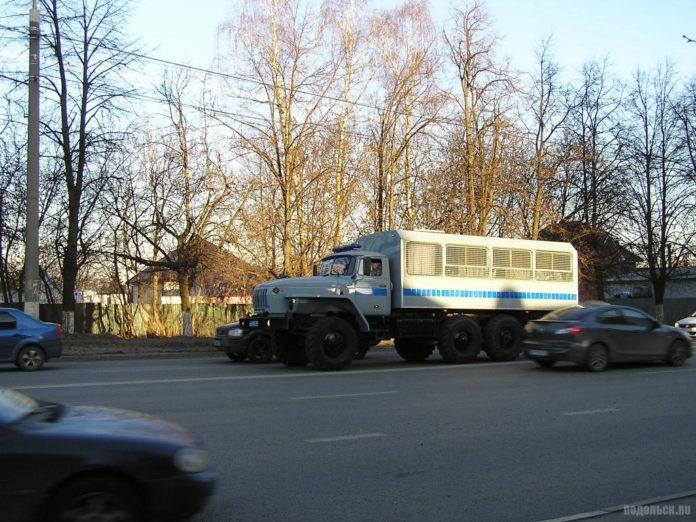 Криминал Подольска. Сводки Подольска в период с 19 по 25 марта