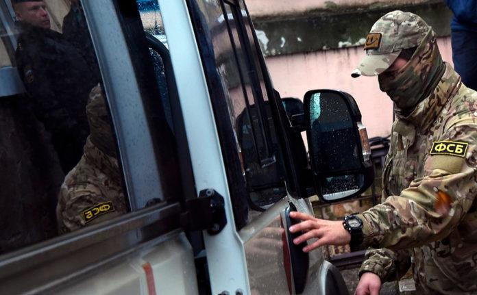 Обыски администрации Чехова - ФСБ по делу о хищении земель ОПГ Чехова