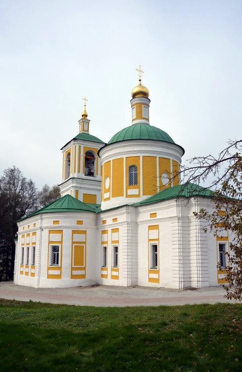 богослужения в храме иоанна предтечи