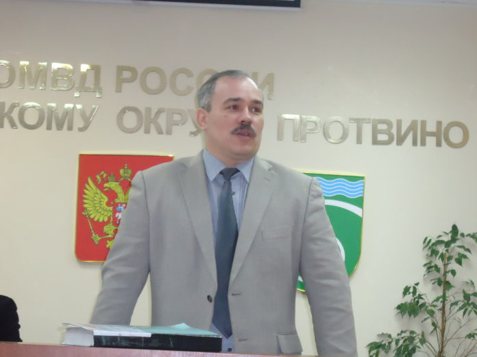начальник ОМВД г.о. Чехов