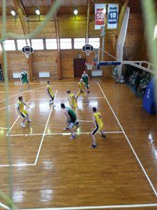 Чемпионат г.о. Чехов баскетбол
