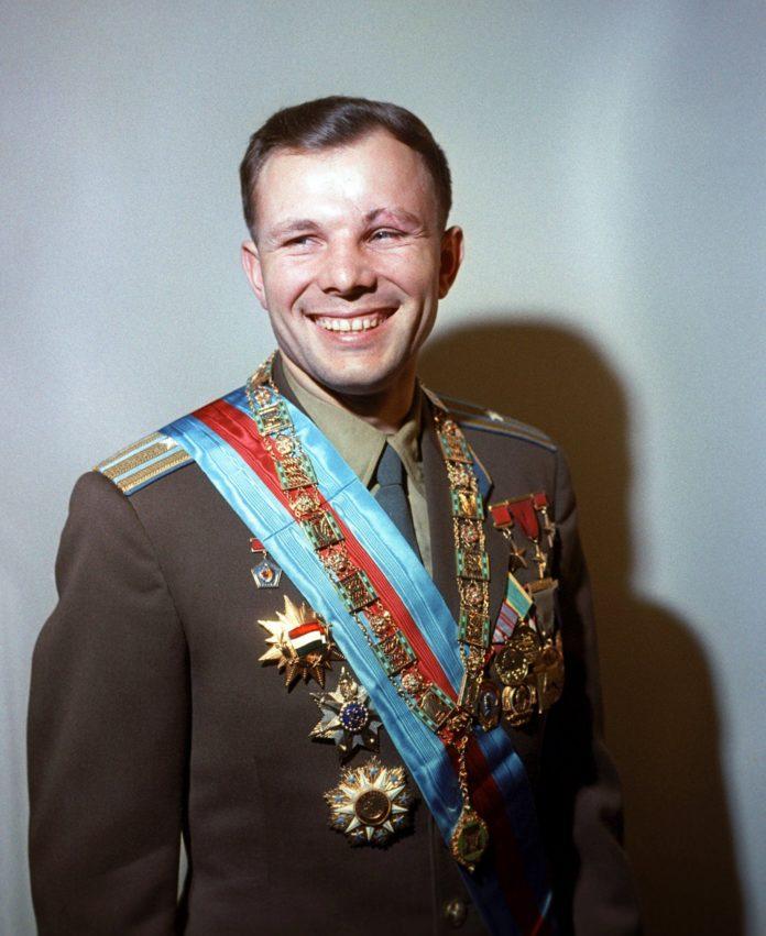 Звездный час. Первый космонавт Юрий Гагарин