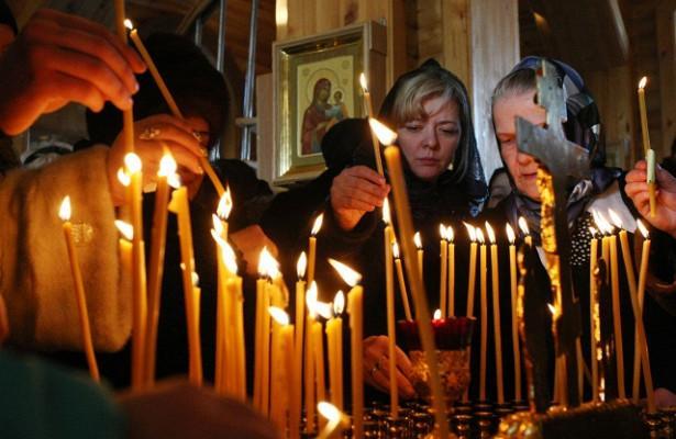 Великий пост начался у православных верующих