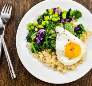 полезное питание на завтрак