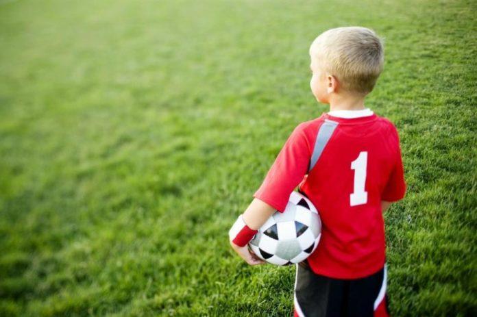 Школа футбола для детей в Чехове