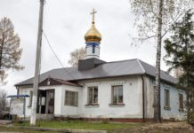 храм святителя николая кулаково