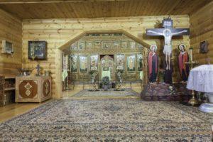 храм рождества христова мелихово