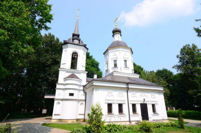 храм Рождества Пресвятой Богородицы село Васькино