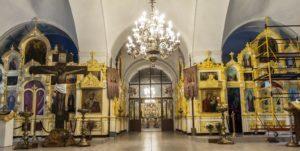 храм святой троицы ваулово