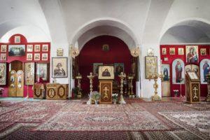 храмаВсех Святых села Ивановское