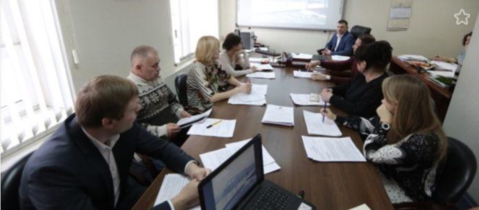 И. Ю. Пруцаков провел заседание комиссии по выявлению самовольно построенных объектов