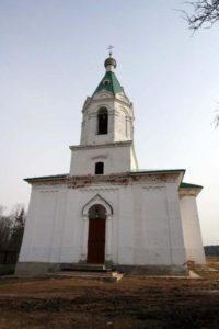 Храм Великомученика Георгия Победоносца вКапустино