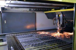 лазерная резка металла КВЗ