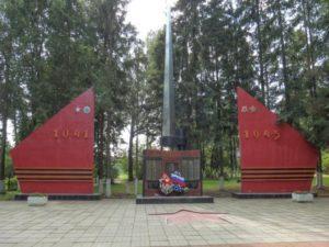 мемориал Любучаны