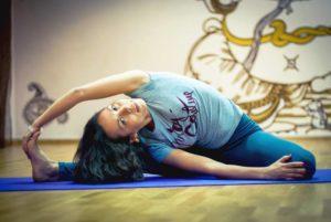 зарядка или йога