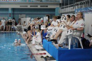 первенство россии по синхронному плаванию чехов