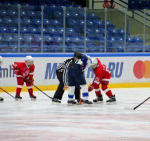 соревнования по хоккею Чехов