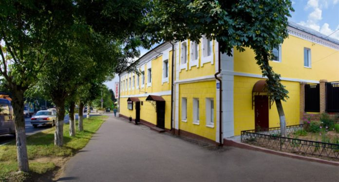 чеховский городской театр