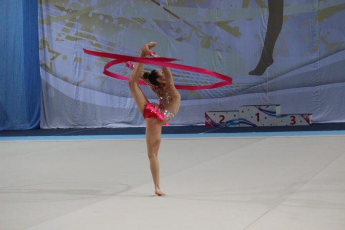 Турнир по художественной гимнастике Чехов