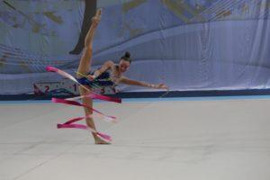 Турнир по художественной гимнастике ДС Олимпийский