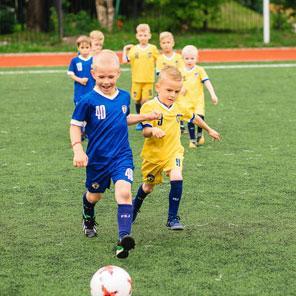 Футбольная школа Юниор