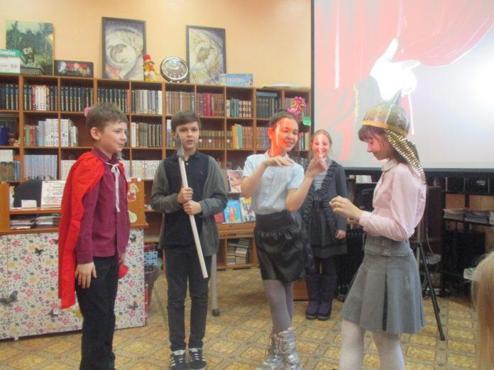 Волшебный мир кулис для детей