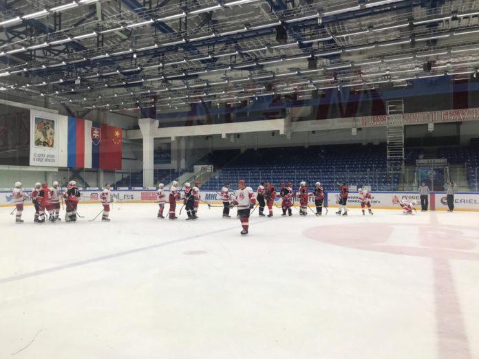1 марта состоялась заключительная игра в Чемпионате по хоккею среди любительских команд