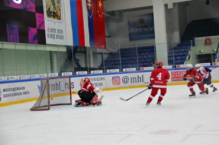 Первенство России по хоккею 2019, Хоккей Витязь Чехов