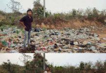 Новый челлендж - сделай мир лучше, собери мусор