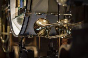 Живой концерт джаза в Чехове