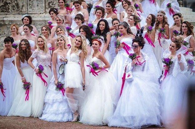 Фестиваль Невесты Подмосковья приглашает участниц