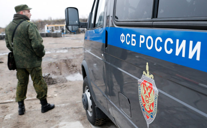 ФСБ проводит обыски - Войсковая часть 52583, Генерал Романенко, Чеховская ОПГ