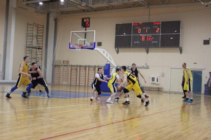 ДС Олимпийский - финал 4 Баскетбол 2019