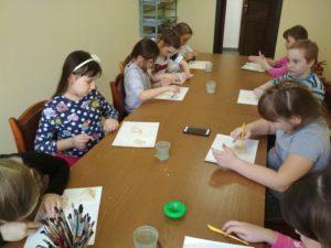 Мастер-класс по лепке из соленого теста в Любучанах