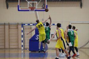 Кубок городского округа Чехов по баскетболу 1