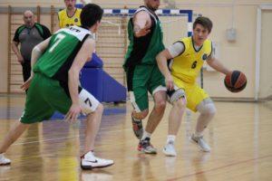 Кубок городского округа Чехов по баскетболу 2