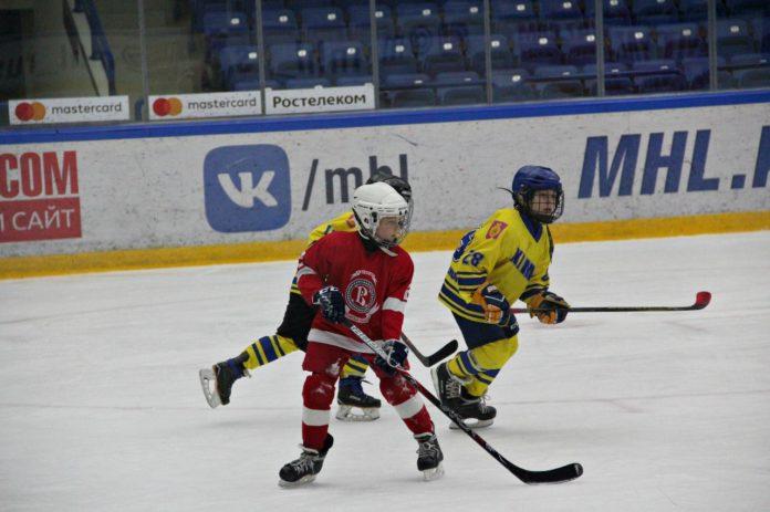 Матчи Открытого кубка Московской области по хоккею 1